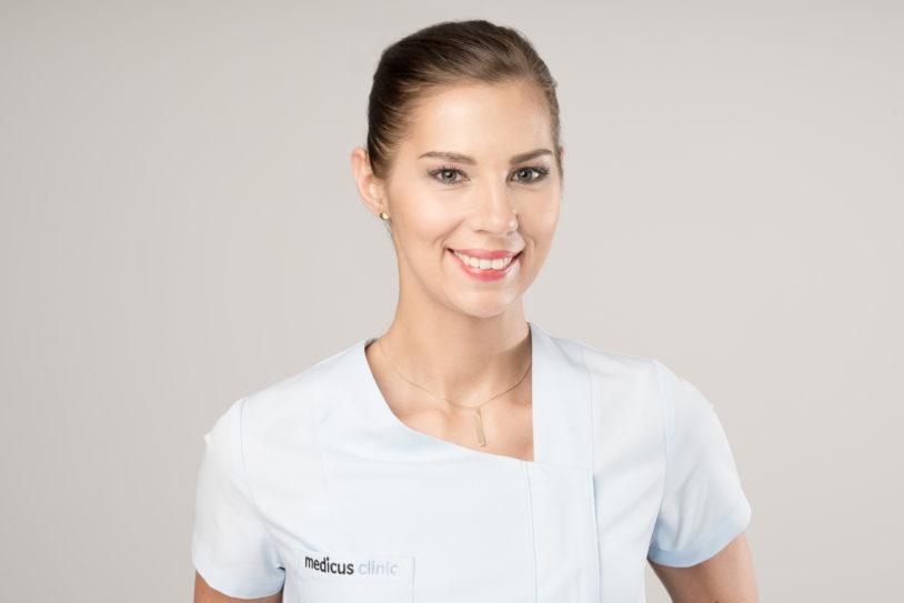 Kordynator ds. hospitalizacji Olga Antonik