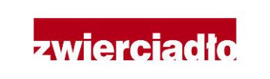 zwierciadło logo artykuł wędrujące komórki